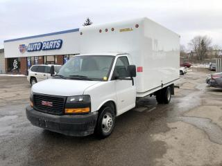 Used 2019 GMC Savana 3500 | 16 FT | for sale in Barrie, ON