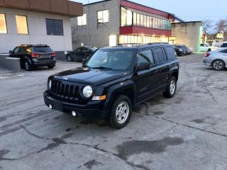 Used 2015 Jeep Patriot North | 4x4 | for sale in Barrie, ON