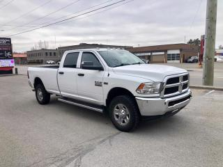 Used 2014 RAM 2500 ST | 1-OWNER | CREW CAB | LONG BOX | 4X4 | for sale in Barrie, ON