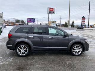 Used 2014 Dodge Journey R/T AWD LEATHER 7 SEATS for sale in Barrie, ON
