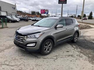 Used 2014 Hyundai Santa Fe Premium Sport | AWD | BACK UP SENSORS | HEATED SEA for sale in Barrie, ON