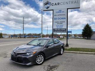 Used 2019 Toyota Camry LE | HEATED SEATS | ADVANCED SAFETY FEATURES | for sale in Barrie, ON