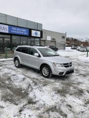 Used 2014 Dodge Journey SXT for sale in Barrie, ON
