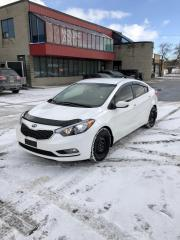 Used 2016 Kia Forte EX | 1-OWNER | COMES WITH 2 SETS OF TIRES AND RIMS for sale in Barrie, ON