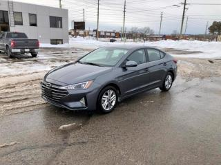 Used 2020 Hyundai Elantra PREFFERED | ADVANCED SAFETY FEATURES | REAR-VIEW C for sale in Barrie, ON