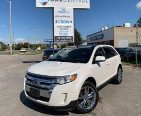 Used 2011 Ford Edge Limited | AWD | PANORAMIC SUNROOF | LEATHER | NAVI | for sale in Barrie, ON