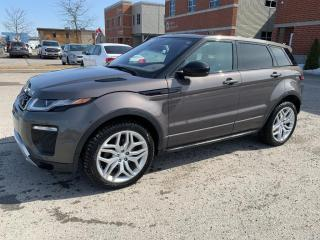 Used 2017 Land Rover Evoque HSE Dynamic for sale in Laval, QC