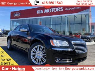 Used 2014 Chrysler 300 300C AWD | ONLY 86,280KMS | NO ACCIDENT| PANO ROOF for sale in Georgetown, ON
