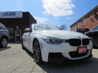Used 2015 BMW 3 Series 335i xDrive for sale in Scarborough, ON