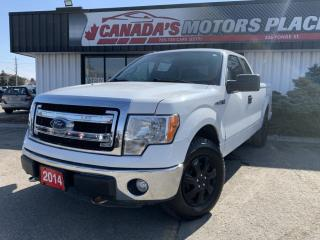 Used 2014 Ford F-150 EXTENDED CAB | BLUETOOTH | SAT RADIO | USB | HARD for sale in Barrie, ON