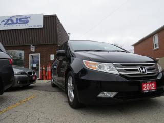 Used 2012 Honda Odyssey TOURING W / RES & NAVI for sale in Scarborough, ON