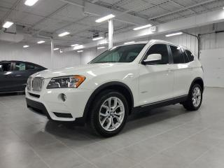 Used 2014 BMW X3 xDrive28i for sale in St-Eustache, QC