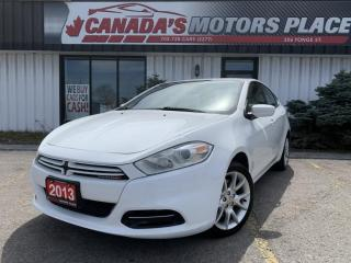 Used 2013 Dodge Dart SXT   NO ACCIDENTS   ALLOY WHEELS for sale in Barrie, ON