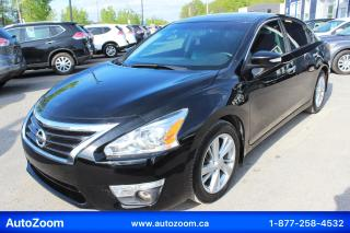 Used 2015 Nissan Altima SL CUIR for sale in St-Eustache, QC