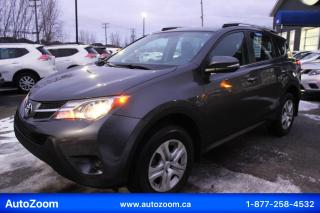 Used 2014 Toyota RAV4 LE for sale in Laval, QC