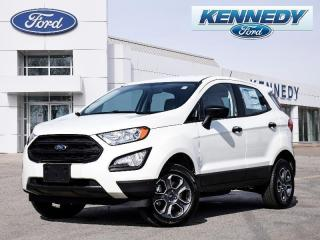 New 2020 Ford EcoSport S for sale in Oakville, ON