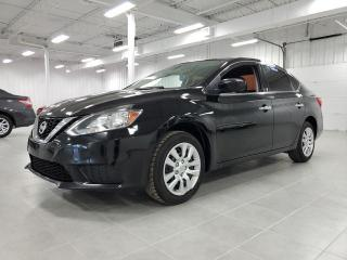 Used 2016 Nissan Sentra S - GROUPE ELECTRIQUE + BLUETOOTH + CRUISE !!! for sale in St-Eustache, QC