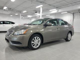 Used 2015 Nissan Sentra 1.8 SV for sale in St-Eustache, QC