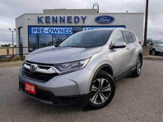 Used 2018 Honda CR-V LX for sale in Oakville, ON