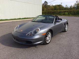 Used 2003 Porsche Boxster for sale in Quebec, QC