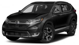 Used 2017 Honda CR-V Touring for sale in Cranbrook, BC