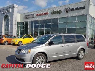 Used 2017 Dodge Grand Caravan SXT for sale in Kanata, ON