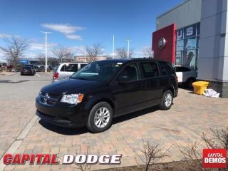 Used 2018 Dodge Grand Caravan SXT for sale in Kanata, ON