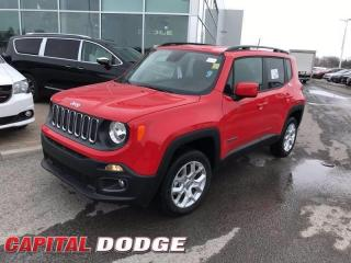 New 2018 Jeep Renegade North for sale in Kanata, ON