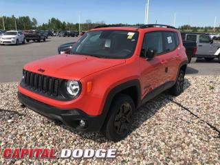 New 2018 Jeep Renegade Upland Edition for sale in Kanata, ON