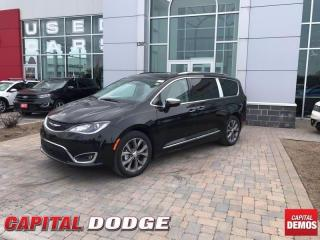 Used 2019 Chrysler Pacifica Limited for sale in Kanata, ON