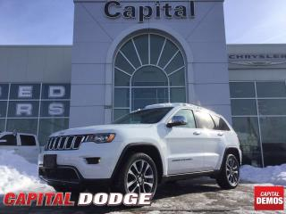 Used 2018 Jeep Grand Cherokee Limited for sale in Kanata, ON