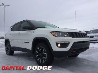 New 2020 Jeep Compass Trailhawk for sale in Kanata, ON