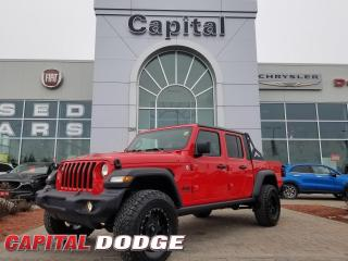 New 2020 Jeep Gladiator Sport S for sale in Kanata, ON