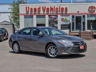 Used 2015 Toyota Camry 4DR SDN I4 AUTO SE for sale in North York, ON
