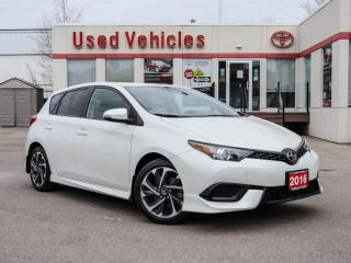 Used 2016 Scion iM 4DR HB CVT for sale in North York, ON