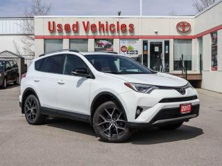 Used 2017 Toyota RAV4 AWD 4dr SE | for sale in North York, ON