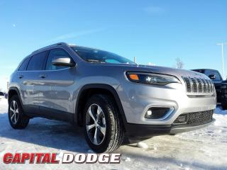 New 2020 Jeep Cherokee Limited for sale in Kanata, ON