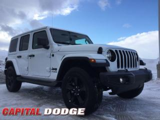New 2020 Jeep Wrangler Unlimited Sahara Altitude for sale in Kanata, ON