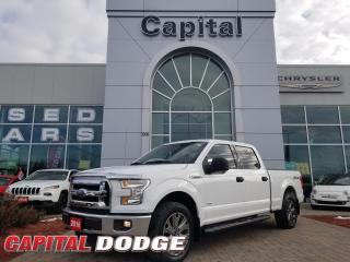 Used 2016 Ford F-150 XLT for sale in Kanata, ON