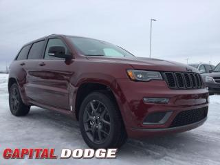 New 2020 Jeep Grand Cherokee Limited X for sale in Kanata, ON