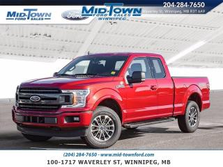 Used 2019 Ford F-150 SPORT ECOBOOST for sale in Winnipeg, MB