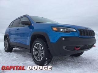 New 2020 Jeep Cherokee Trailhawk Elite for sale in Kanata, ON