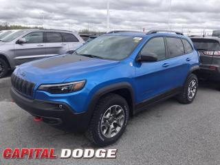 New 2020 Jeep Cherokee Trailhawk for sale in Kanata, ON