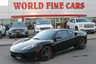 Used 2008 Ferrari F430 Berlinetta F1 for sale in Etobicoke, ON