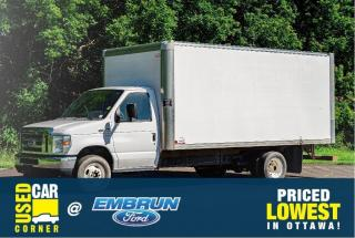 Used 2016 Ford Econoline Commercial Cutaway for sale in Embrun, ON