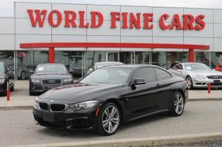 Used 2014 BMW 435i i xDrive | xDrive | One Owner for sale in Etobicoke, ON