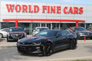 Used 2017 Chevrolet Camaro 2SS | 50th Anni | Ontario Car | 6-Speed! | for sale in Etobicoke, ON