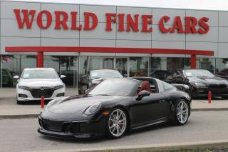 Used 2018 Porsche 911 Targa 4S TechArt Pacakge! AWE Exhaust | *7-speed* for sale in Etobicoke, ON