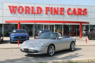 Used 2002 Porsche 911 Carrera | Accident Free | Ontario Car | *Tiptronic* for sale in Etobicoke, ON