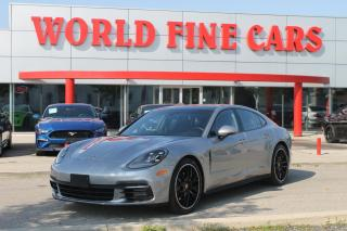 Used 2018 Porsche Panamera 4S | LOW Mileage! | Accident Free | AWD | PDK for sale in Etobicoke, ON